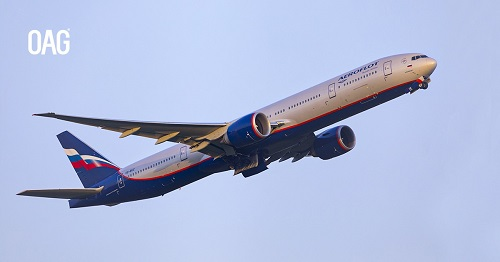 Aeroflot ranks No1 by punctuality in July among world's top 20 airlines