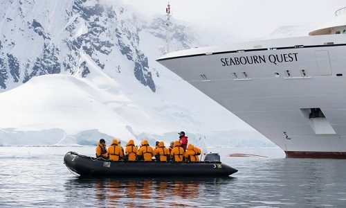 Seabourn Announces World-Class Expedition Team to Lead  The Best Experience in Antarctica & Patagonia for 2019-2020