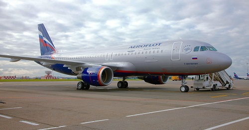Aeroflot ranks No 1 by punctuality among world's 20 largest airlines in October