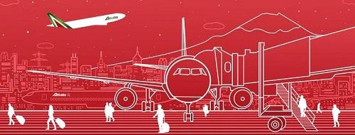 Alitalia: Tokyo Haneda The Airport That Brings You Closer