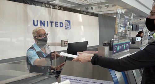 United Airlines Strengthens Onboard Mask Policy to Further Protect Passengers and Employees Against COVID-19 Spread