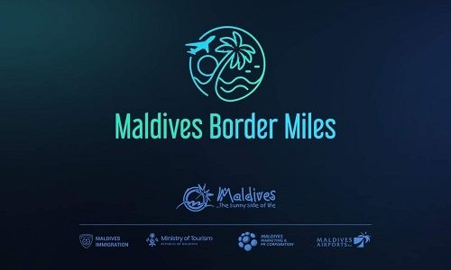 Maldives launches the world's first Border Miles program