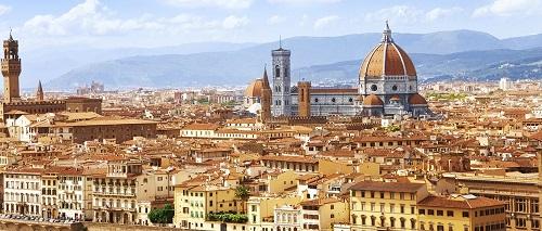 Alitalia – Florence, The Cradle of The Renaissance
