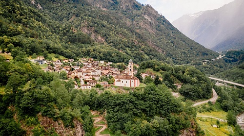 Rail Europe – 5 Most Charming Villages In Switzerland
