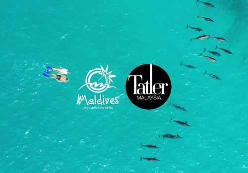 Visit Maldives Conducts Campaign with Tatler Malaysia